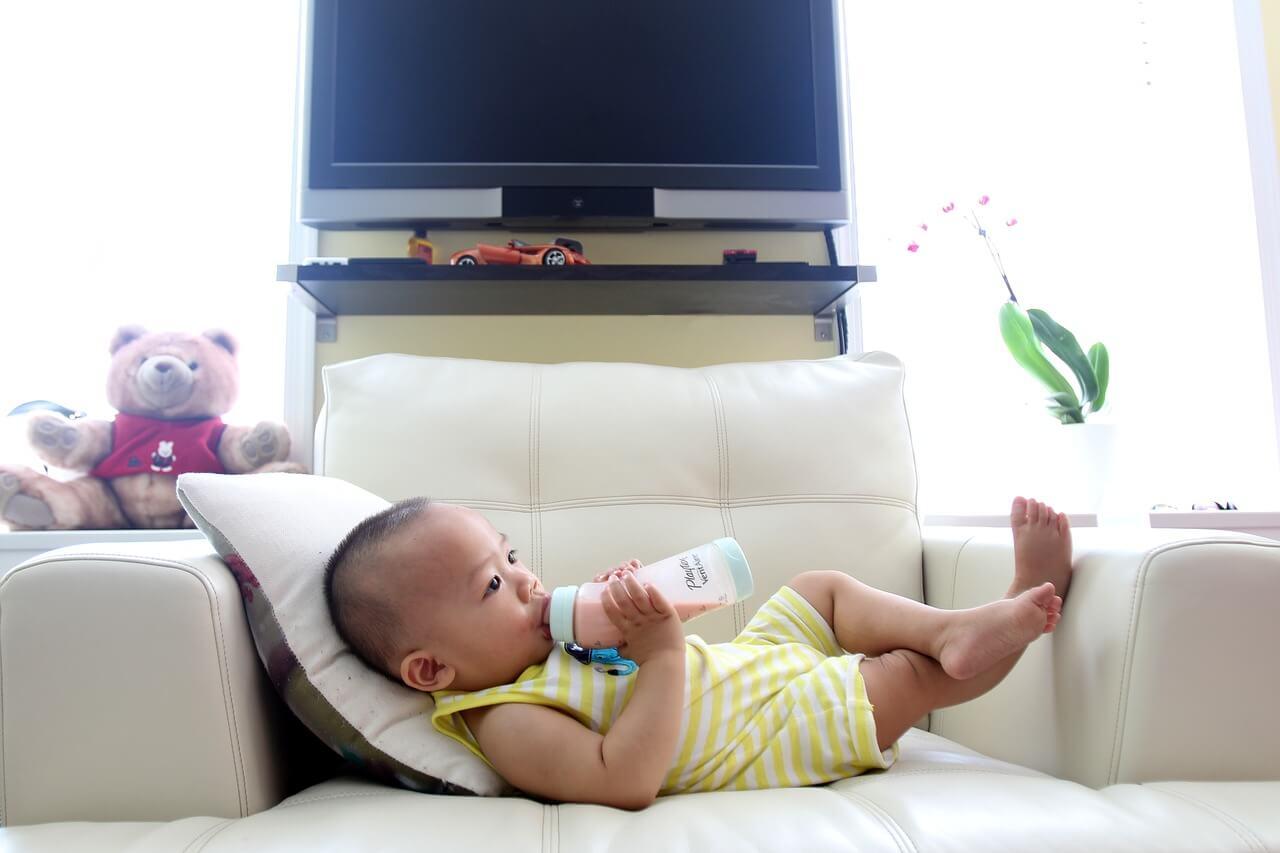 Como evitar o engasgo do bebê