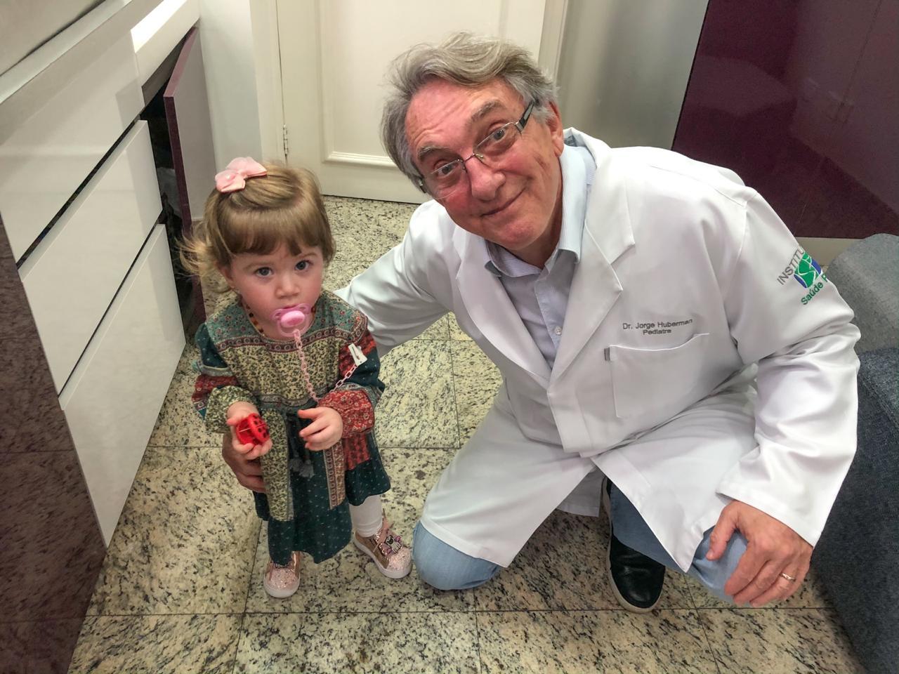 Dr Jorge: escolha do pediatra ideal pode ser por indicação