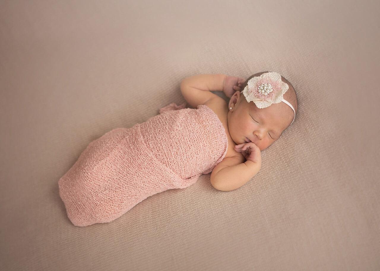 Qual a melhor posição para o bebê dormir?