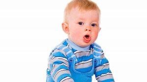 Bebê aparente estar doente: sobre a tosse: quando devo me preocupar?