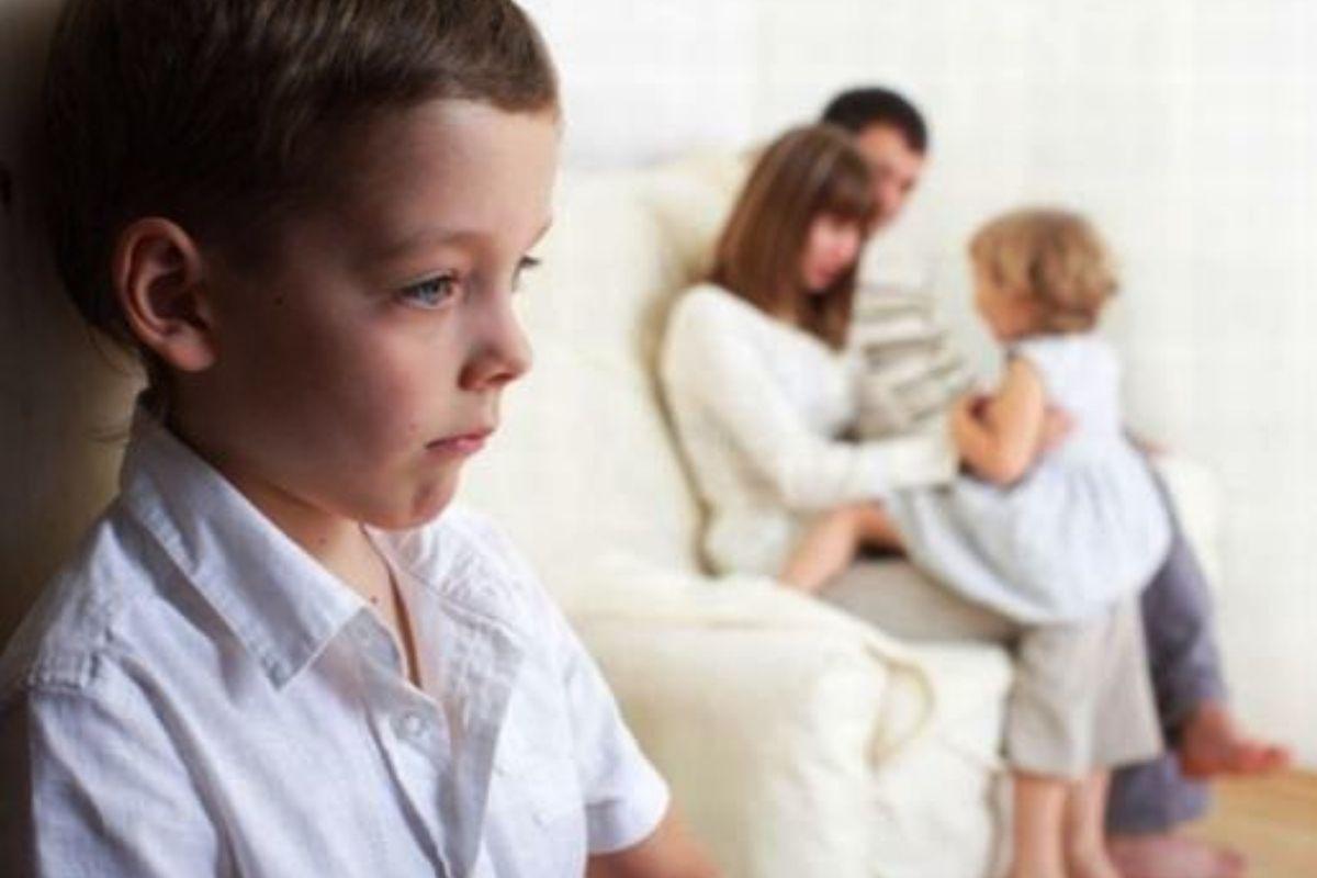 como lidar com o ciúme das crianças
