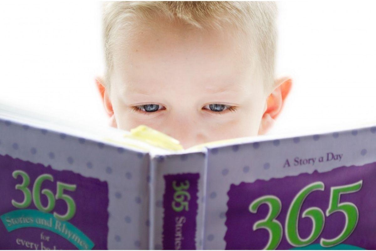 a leitura infantil é essencial