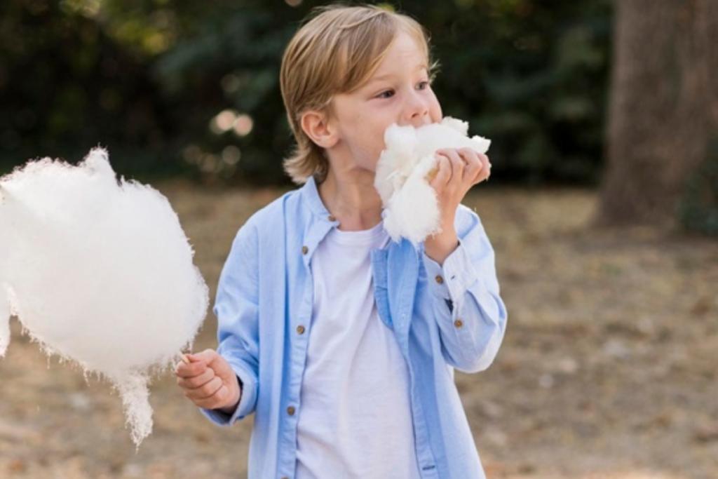 Faça o possível para que seu filho tenha uma relação saudável com doces e açúcar