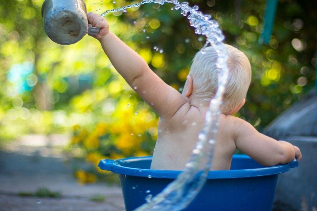 Saiba todas as dicas para dar o melhor banho possível no seu bebê